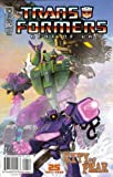 #10: Transformers, The: Best of UK: City of Fear #4 VF/NM ; IDW comic book