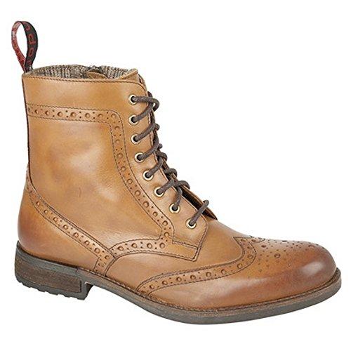 Roamers - Botas para hombre Multicolor - marrón