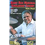 Buddy Rich Memorial Scholarship Concerts: Tape Four, Video