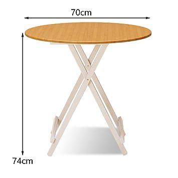 Table Pliante Petite Table Pliante En Bois Cuisine Et