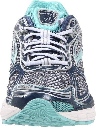 Brooks Ghost5 W - Zapatillas de correr de material sintético mujer azul - Blau (Blue/White/Black)