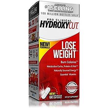 Amazon.com: Hydroxycut Advanced-Weight Loss Supplement, 60