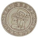 Maya Calendar Round Wall Relief