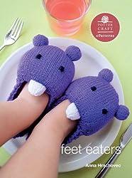 Feet Eaters: E-pattern from Knitting Mochimochi (Potter Craft ePatterns)