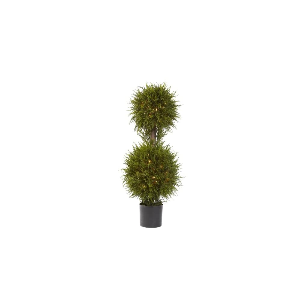 40-Cedar-Double-Ball-Topiary-w-Lights-IndoorOutdoor