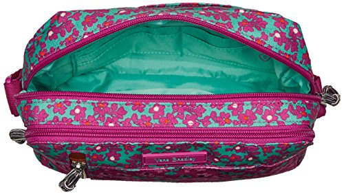 Ditsy Horizon Dot Vera Bradley Crossbody Up On Lighten The c0pq0zS