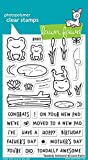 Lawn Fawn Clear Stamps LF1581 Toadally Awesome