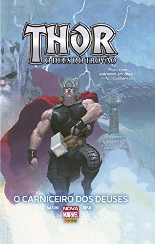 Thor, O Deus Do Trovão – O Carniceiro Dos Deuses