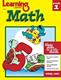 Learning Library Math, The Mailbox Books Staff, 1562344765