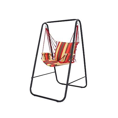 Xloo Silla De Salón Lounge Rocker Estructura Metálica