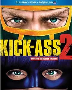 Kick-Ass 2 [Blu-ray + DVD + UltraViolet] (Bilingual)