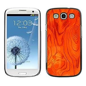 For Samsung Galaxy S3 I9300 I9308 I737 - Wood Imitation Pattern Natural /Modelo de la piel protectora de la cubierta del caso/ - Super Marley Shop -