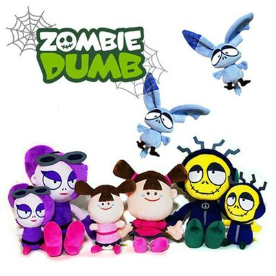 Korean Dokebi Goblin Animation Zombie Dumb Plush Doll Quot Hana Quot Official Merchandise Goods Small 27cm Buy Online In Uae Toys And Games