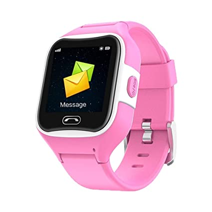 Amazon com: BF-Kids' Watches Android iOS Bluetooth GPS