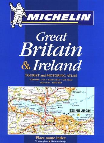 ireland motoring atlas - 3