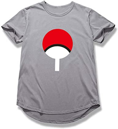TSHIMEN Camisetas Hombre Escalada Naruto Doblado Redondo ...