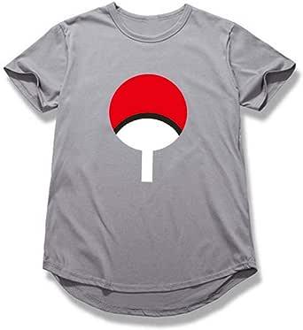 TSHIMEN Camisetas Hombre Escalada Naruto Doblado ...