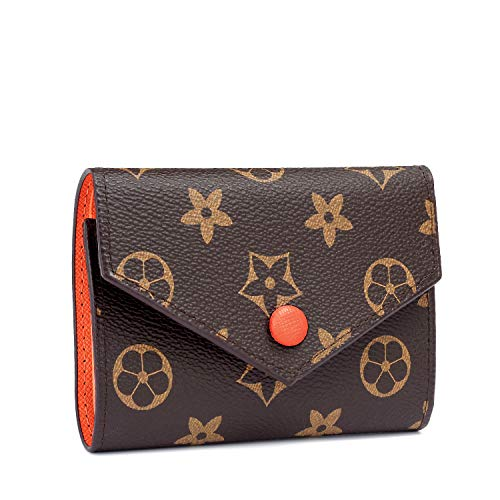 Women RFID Blocking Retro Wallet, Small Wallet