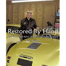 Restored by Hand: The Nuts and Bolts of Porsche 356 Restoration