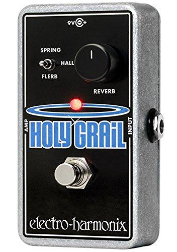 Electro-Harmonix HOLY GRAIL NANO Reverb Pedal