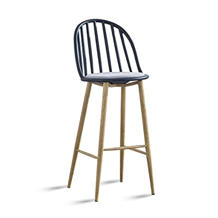 Amazoncom Lrzs Furniture Nordic Windsor Chair Modern Simple