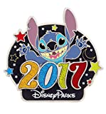 2017 Stitch Disney Pin