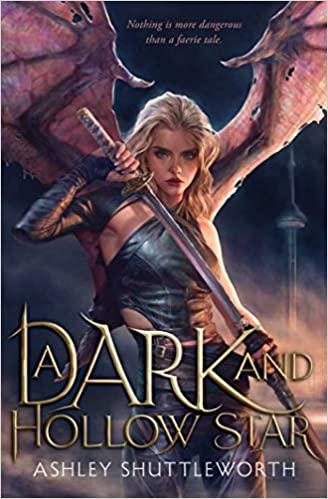 Amazon.com: A Dark and Hollow Star (9781534453678): Shuttleworth, Ashley:  Books