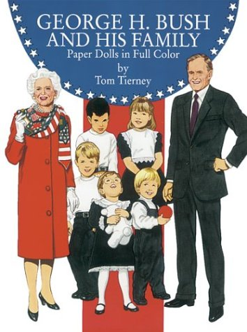 His Family Paper Dolls - 7
