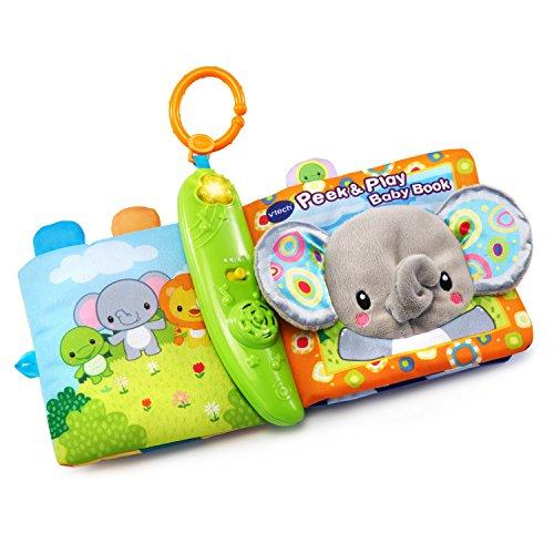 51T76OkpwGL - VTech Peek & Play Baby Book Toy