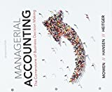 img - for Bundle: Managerial Accounting: The Cornerstone of Business Decision-Making, Loose-Leaf Version, 7th + CengageNOWv2, 1 term (6 months) Printed Access Card book / textbook / text book