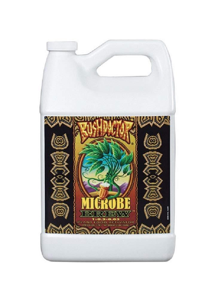 Foxfarm Fx14069 Bushdoctor Microbe Brew Organic Plant Food, 1 Gallon