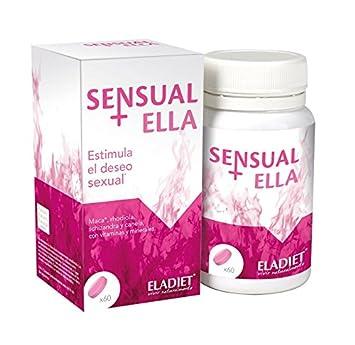 ELADIET - SENSUAL ELLA 60comp ELADIET: Amazon.es: Salud y cuidado personal