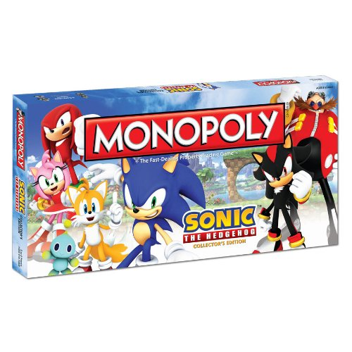 Monopoly: Sonic The Hedgehog Collectors Edition