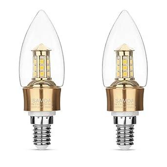 Led Lampen E14 3w Ersetzt 25w Gluhlampen 240 Lumen Nicht Dimmbar
