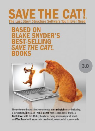 Save the Cat! Story Structure Software 3.0