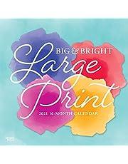 Big & Bright 2021 Calendar