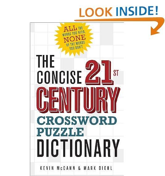 Crossword Dictionary  Amazon Com