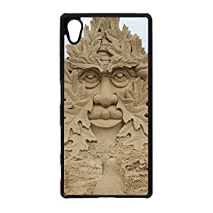 Sony Xperia Z5 Phone Case Beach View Back Cover Case Sturdy Design Snap on Sony Xperia Z5 Mobile Shell