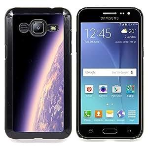 For Samsung Galaxy J2 - Space Planet Galaxy Stars 17 /Modelo de la piel protectora de la cubierta del caso/ - Super Marley Shop -