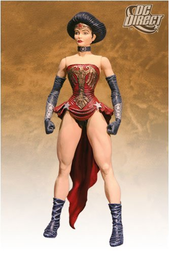 DC Direct Elseworlds Series 4 Action Figure Amazonia Wonder Woman Dc Direct Elseworlds Series