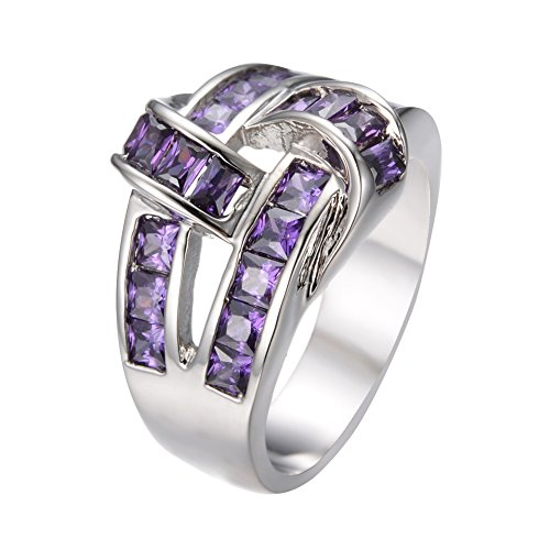 rongxing-jewelry-purple-amethyst-band-women-mans-white-gold-engagement-ring-size-10