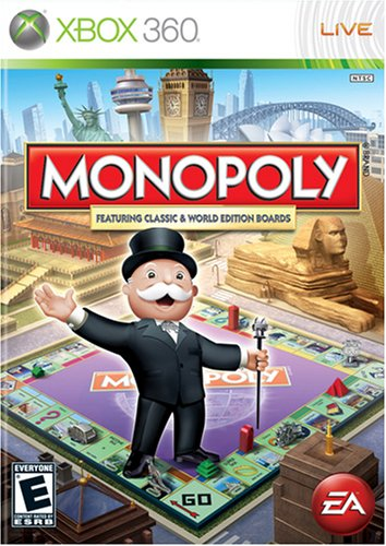 Monopoly - Xbox 360 (Worldwide)