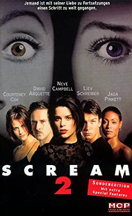 Scream 2 [Alemania] [VHS]