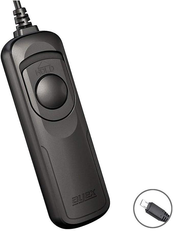 Kabelfernauslöser Ayex Ax 10 Für Sony A9 A7 A7r Ii Kamera