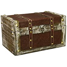 "Hosley's Decorative Storage Box - 11"" Long"