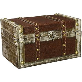 "Hosley's Decorative Storage Box - 11"" Long. Ideal Gift for Study, Den, Memories, Dorm, Home, Weddings, Spa, Reiki, Meditation"