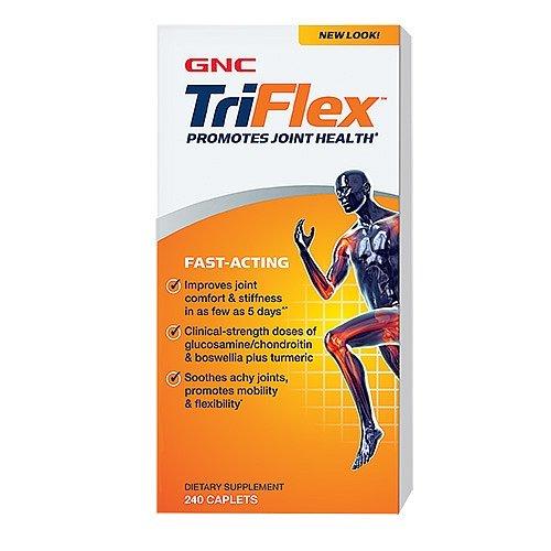 GNC TriFlex FastActing 240