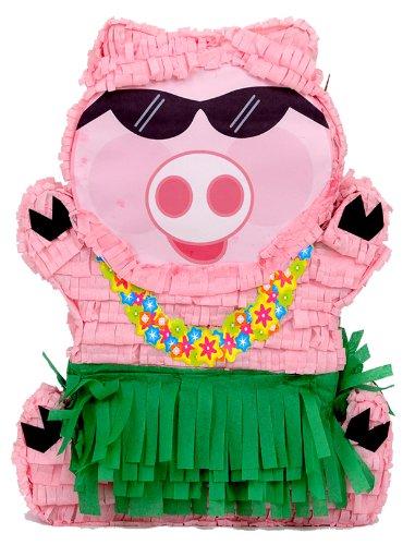 Pinatas Hawaiian Luau Pig, 19