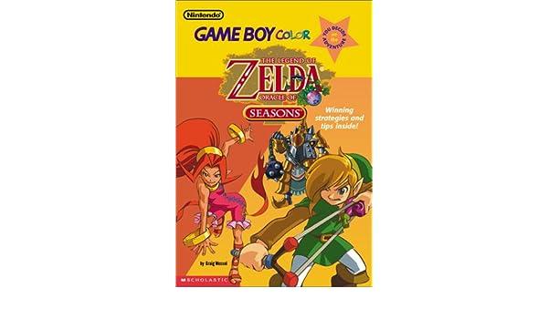 The Legend of Zelda Oracle of the Seasons: Oracle of Seasons ...
