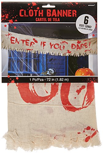 Creepy Carnival Halloween Banner for $<!--$4.69-->